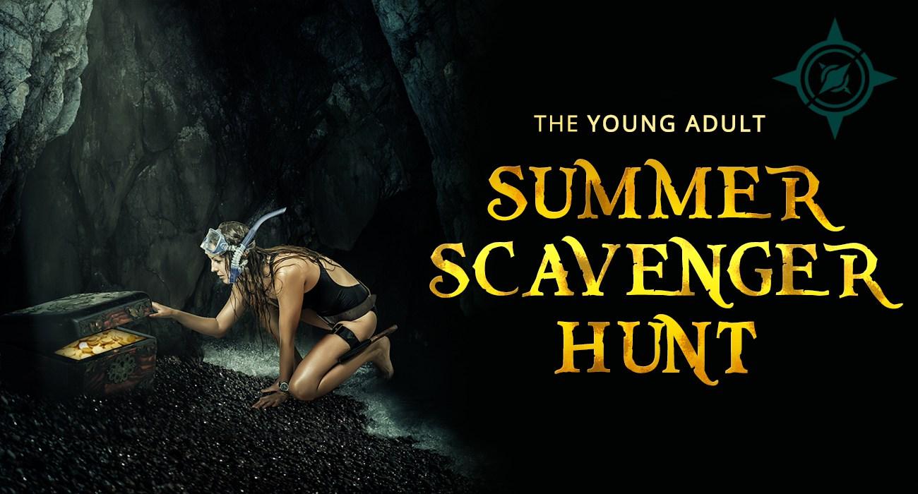 YA Summer Scavenger Hunt